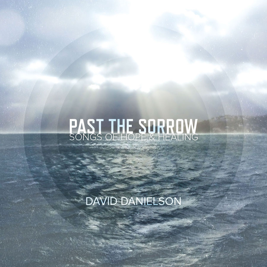 Past The Sorrow album cover