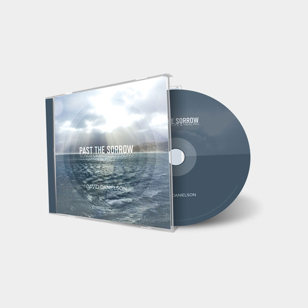 Past The Sorrow Physical Album